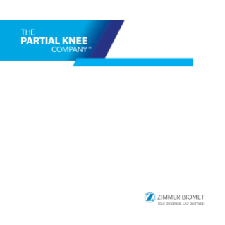 Partial Knee Replacement >> Persona® Partial Knee